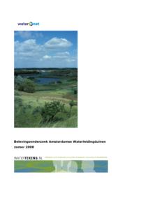 PDF Amsterdamse_Waterleidingduinen_belevingsonderzoek_WT