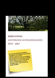 awd bosbeheervisie 2016-2027