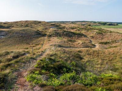 Rommelpod op Texel
