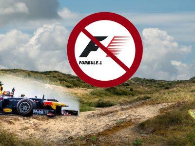 stop circuit Zandvoort en races v2 2K